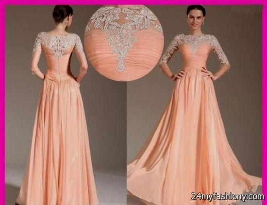 Evening Gowns For Wedding Guests 2016-2017