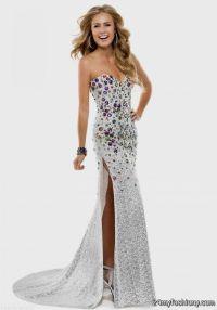 Fancy Dance Prom Dresses - Plus Size Prom Dresses