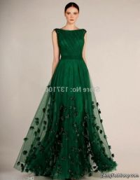 forest green prom dress 2016-2017 | B2B Fashion