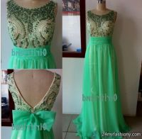 green prom dresses tumblr 2016-2017 | B2B Fashion