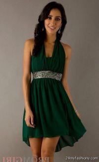 green semi formal dresses 2016-2017   B2B Fashion