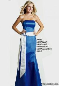 ice blue and silver bridesmaid dresses 2016-2017 | B2B Fashion
