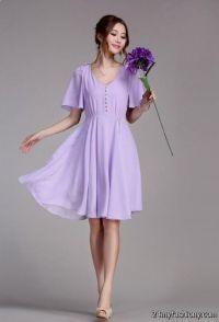 lavender summer dresses 2016-2017 | B2B Fashion