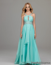 light blue prom dresses with straps 2016-2017   B2B Fashion