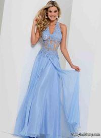 light blue winter formal dresses 2016-2017   B2B Fashion