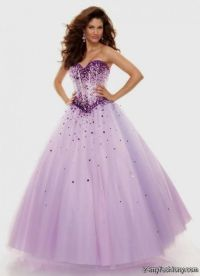 light purple prom dress 2016