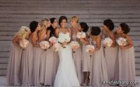 Light Taupe Bridesmaid Dresses | www.pixshark.com - Images ...