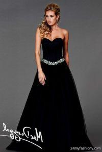 long black prom dresses 2016-2017 | B2B Fashion