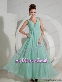 long mint dama dresses 2016-2017 | B2B Fashion