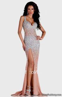 long prom dresses with slits 2016-2017 | B2B Fashion
