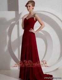 maroon prom dresses tumblr 2016-2017 | B2B Fashion