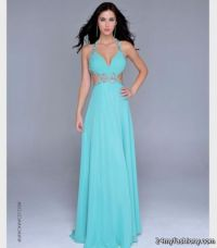 mint blue prom dresses 2016-2017 | B2B Fashion