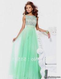 mint green prom dress 2016-2017 | B2B Fashion
