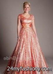 modest prom dresses lds coral 2016-2017 » B2B Fashion