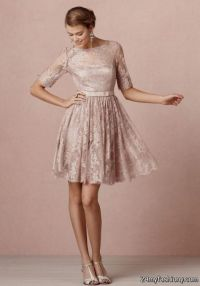 party dresses for teenagers with sleeves 2016