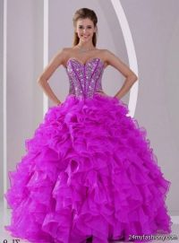 Big Puffy Prom Dresses 2017 - Plus Size Prom Dresses