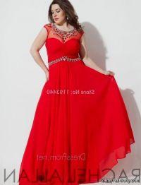 plus size prom dresses red 2016-2017 | B2B Fashion