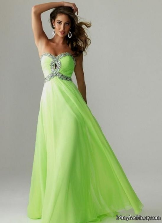 prettiest prom dresses looks  B2B Fashion