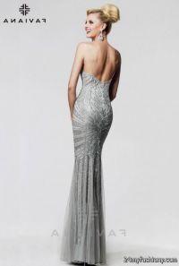 prom dresses silver 2016-2017 | B2B Fashion