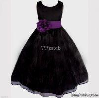 purple and black lace bridesmaid dresses 2016-2017   B2B ...