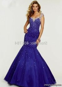 purple mermaid prom dresses 2016-2017   B2B Fashion