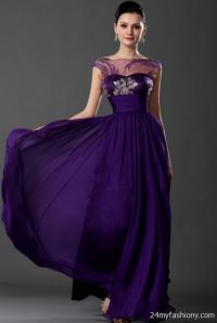 purple mother of the bride dresses - Dress Yp