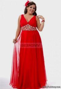 red and black plus size bridesmaid dresses 2016-2017 | B2B ...