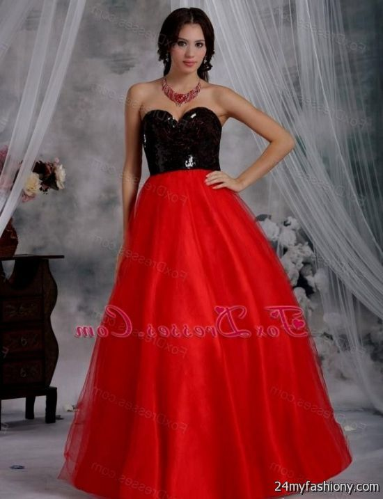 red and black quinceanera dresses 2016-2017 » B2B Fashion