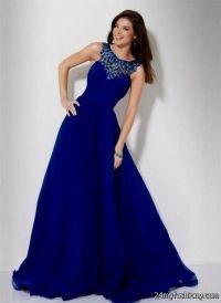 royal blue dress tumblr 2016-2017 | B2B Fashion