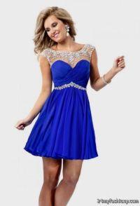 royal blue dresses for juniors 2016-2017   B2B Fashion