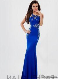 royal blue fitted prom dresses 2016-2017 | B2B Fashion