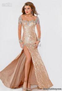 sexy gold prom dresses 2016-2017   B2B Fashion