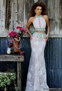 Beautiful two piece prom dresses 2016-2017  B2B Fashion