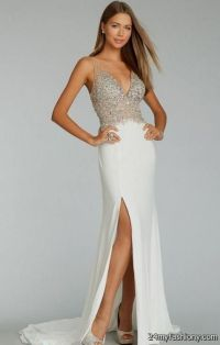 sexy white prom dresses 2016-2017   B2B Fashion