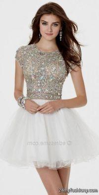 short prom dresses with sleeves 2016-2017 | B2B Fashion