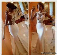 White prom dresses tumblr 2017-2018 | B2B Fashion