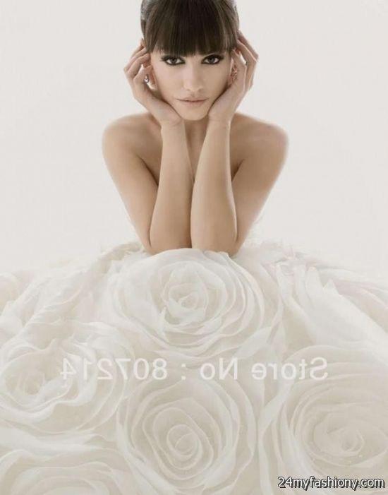 white rose prom dress 2016-2017 » B2B Fashion