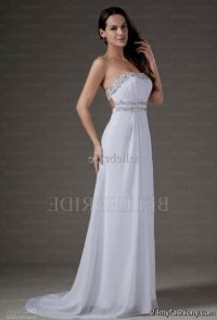 white winter formal dresses 2016-2017 | B2B Fashion
