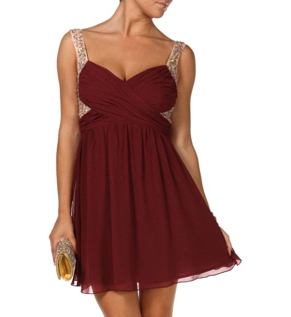 Cute Plus Size Short Homecoming Dresses