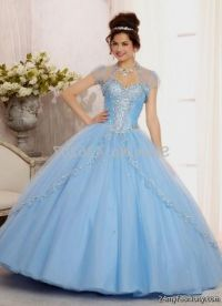 Baby Blue Quinceanera Dresses | www.pixshark.com - Images ...