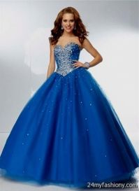 beautiful royal blue prom dresses 2016-2017 | B2B Fashion