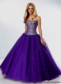 black and purple prom dresses 2016-2017 | B2B Fashion