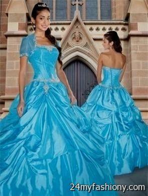 blue gypsy wedding dresses 2016-2017 » B2B Fashion