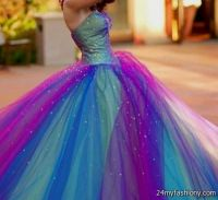 cute blue prom dresses tumblr 2016-2017 | B2B Fashion