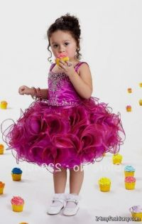 cute puffy dresses for kids 2016-2017 | B2B Fashion