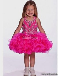 cute puffy dresses for kids 2016