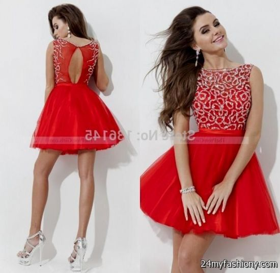 cute red dresses for juniors 2016-2017 » B2B Fashion
