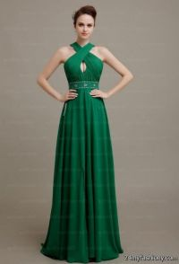 dark green prom dress 2016-2017 | B2B Fashion