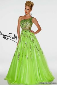 lime green ball gown prom dresses 2016-2017 | B2B Fashion