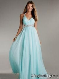 Long Prom Dresses with Straps_Prom Dresses_dressesss